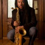 Saxophonist Rahsaan Barber