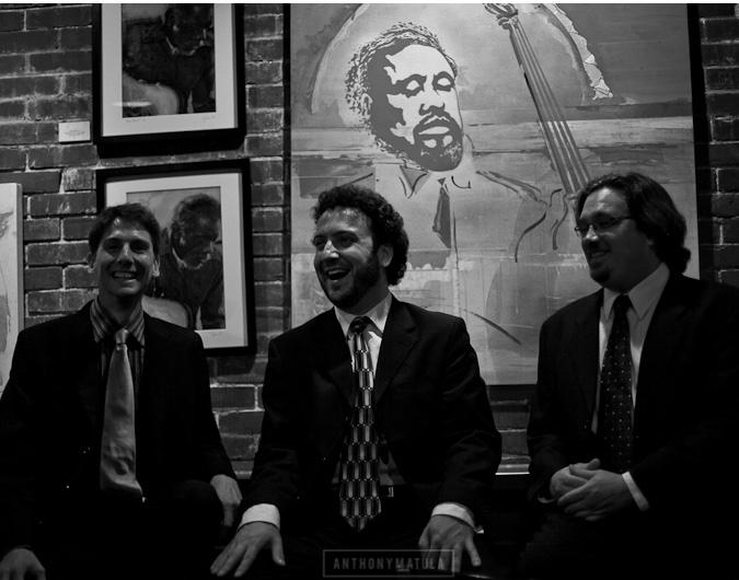The Joe Davidian Trio Live at the Workshop