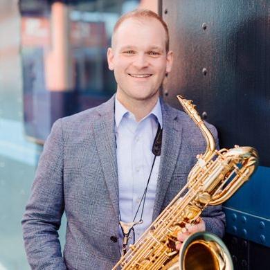Ryan Middagh Jazz Orchestra Album Release