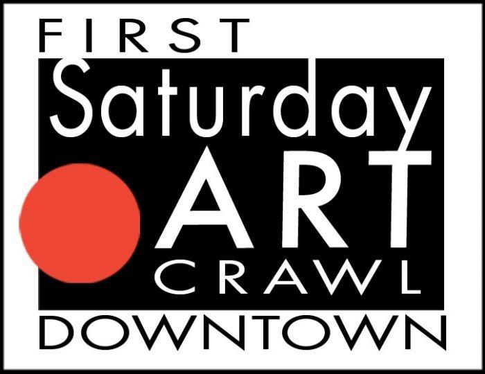 NJW at First Saturday Art Crawl