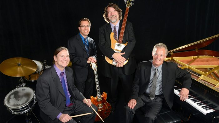 Brubeck Brothers Quartet at Franklin Theatre