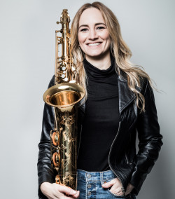 Blair Big Band w/ Roxy Coss, Saxophone
