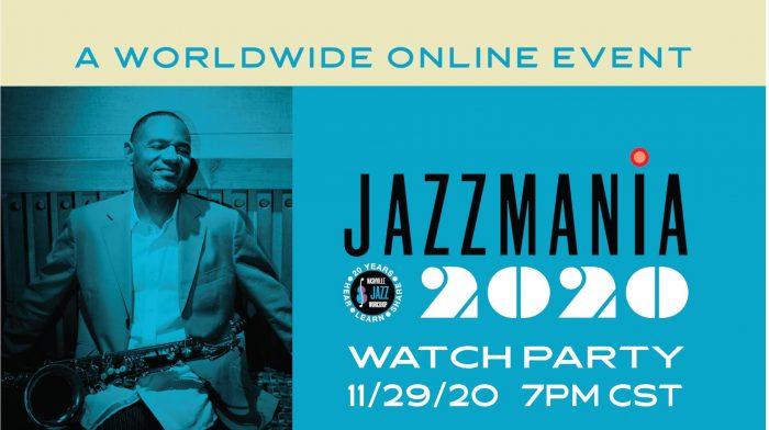 Jazzmania Watch Party