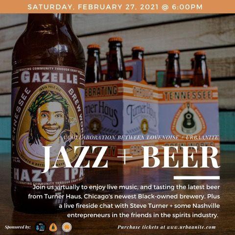 Jazz + Beer